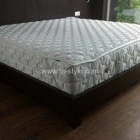 finierēta gulta, divguļamā gulta, mēbeles guļamistabai, mēbeļu izgatavošana