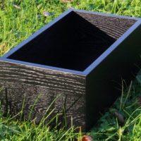 koka kaste melna