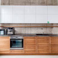 virtuve, virtuves mēbeles, iebūvētā virtuve, virtuve birojam
